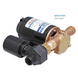 자동 수압유지 물펌프 (12/24V)- Water Pump w/Pressure Switch