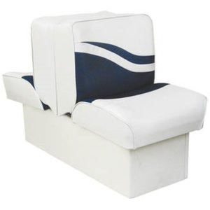 라운지시트(711 x 457 x 1056mm)/ Lounge Seat-White/Navy
